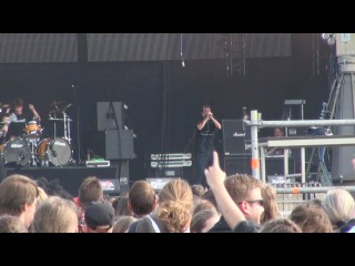 WACKEN 2012. Six Feet Under - The Day the Dead Walked